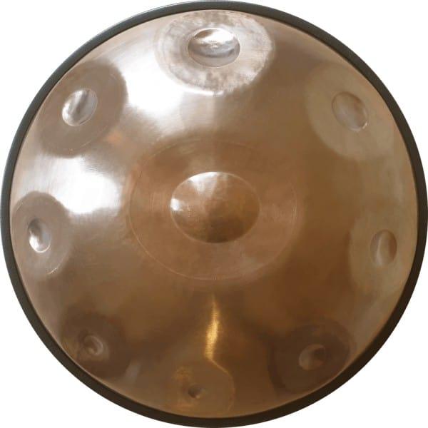 9 Note Titan Handpan in D Minor